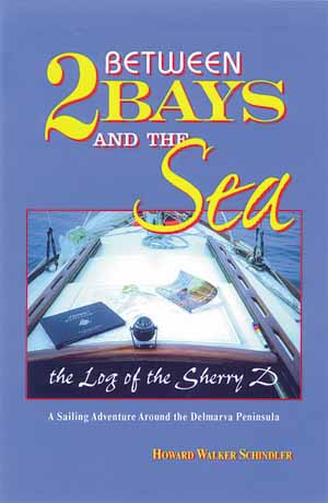 BOOK COVER: Between Two Bays & The Sea