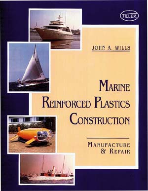 BOOK COVER: Marine Reinforced Plastics Construction