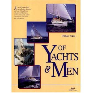 BOOK COVER: Of Yachts & Men