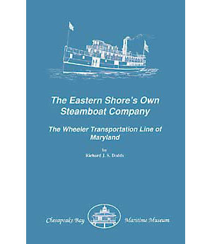 BOOK COVER: The Eastern Shore's Own Steamboat Company
